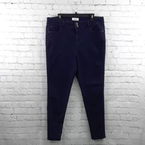 ~NOWT~ Agels Straight Leg Stretch Jeans 20 Wide